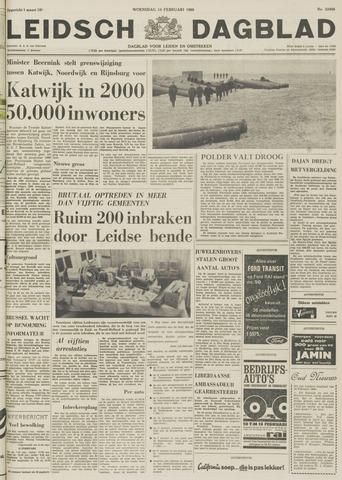 Leidsch Dagblad 1968-02-14
