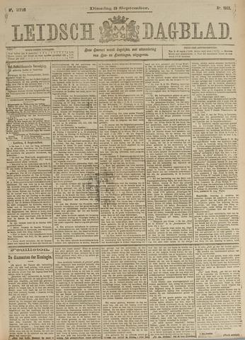 Leidsch Dagblad 1901-09-03