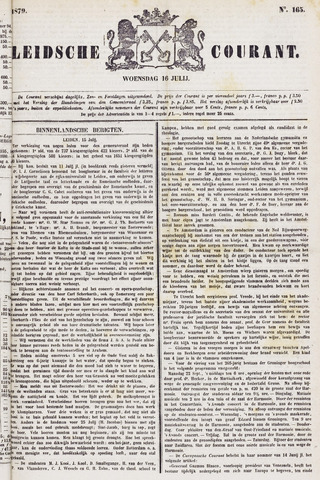 Leydse Courant 1879-07-16