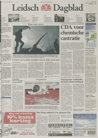 Leidsch Dagblad 1999-10-27