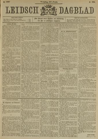 Leidsch Dagblad 1904-06-10