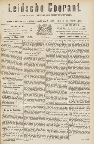 Leydse Courant 1889-03-19