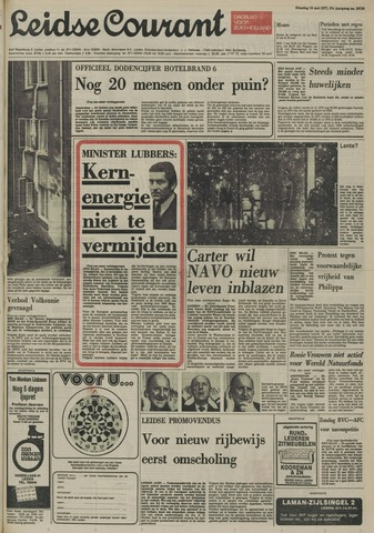 Leidse Courant 1977-05-10