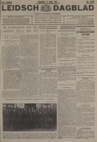 Leidsch Dagblad 1937-04-12