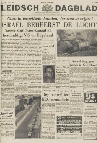 Leidsch Dagblad 1967-06-06