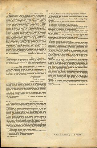 Handelingen van de Raad 1879-03-10