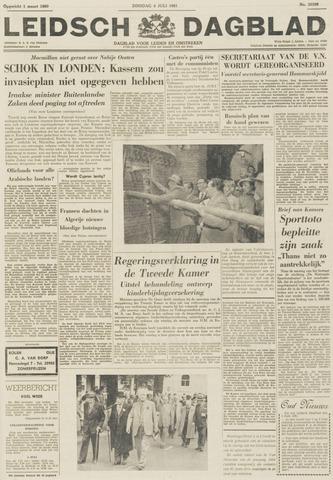 Leidsch Dagblad 1961-07-04