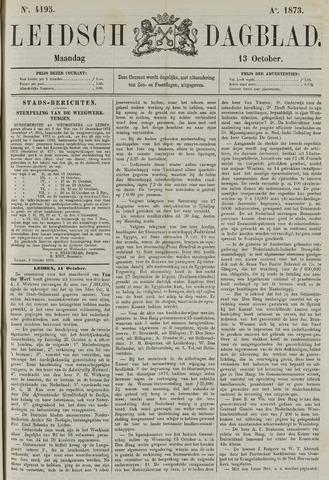 Leidsch Dagblad 1873-10-13