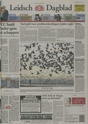 Leidsch Dagblad 2005-01-12