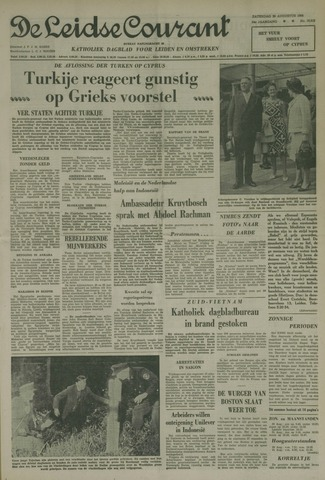 Leidse Courant 1964-08-29