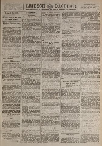 Leidsch Dagblad 1920-03-12