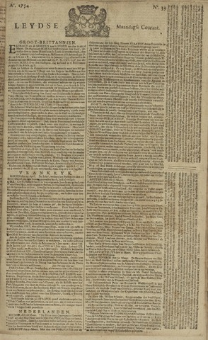 Leydse Courant 1754-04-01