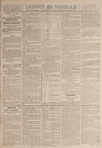 Leidsch Dagblad 1919-07-12