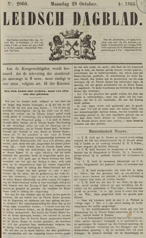 Leidsch Dagblad 1866-10-29