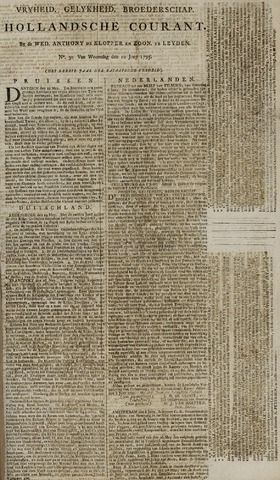 Leydse Courant 1795-06-10