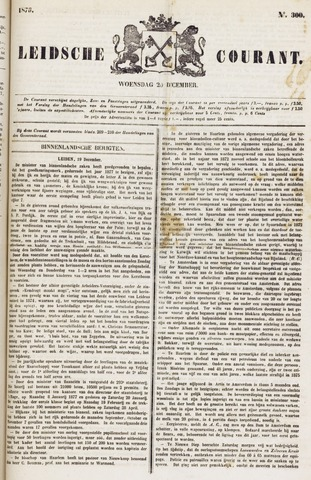 Leydse Courant 1876-12-20
