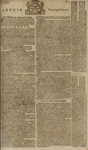 Leydse Courant 1753-01-10