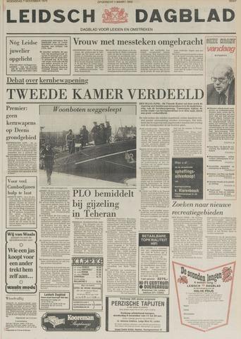 Leidsch Dagblad 1979-11-07