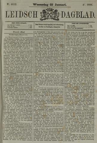 Leidsch Dagblad 1880-01-21