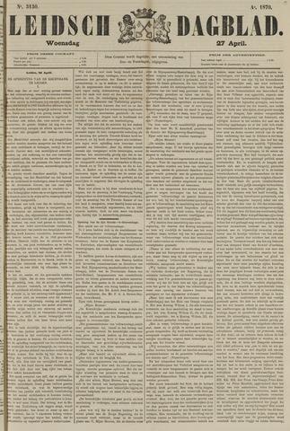 Leidsch Dagblad 1870-04-27