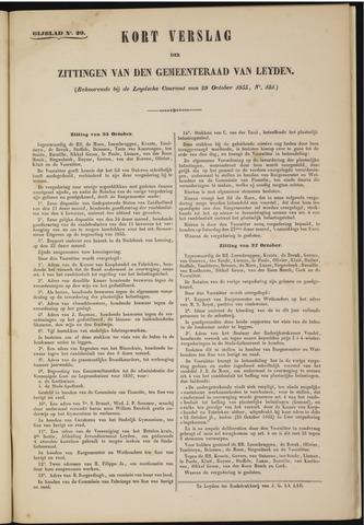Handelingen van de Raad 1855-10-25