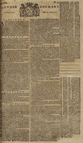 Leydse Courant 1780-08-09