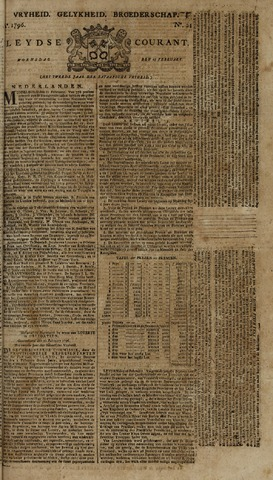 Leydse Courant 1796-02-17