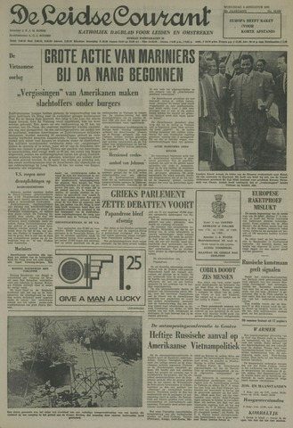 Leidse Courant 1965-08-04