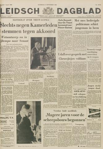 Leidsch Dagblad 1962-09-08