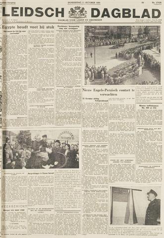 Leidsch Dagblad 1951-10-11