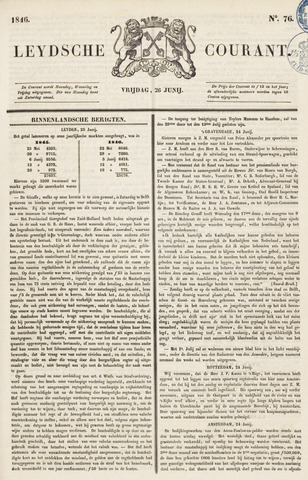 Leydse Courant 1846-06-26
