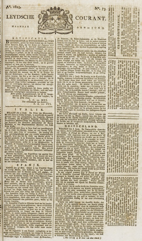Leydse Courant 1825-06-20