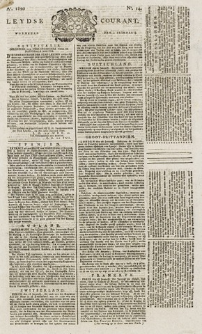 Leydse Courant 1820-02-02