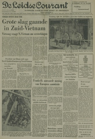 Leidse Courant 1965-08-07