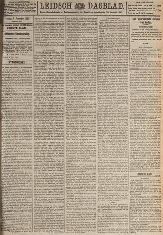 Leidsch Dagblad 1921-11-04