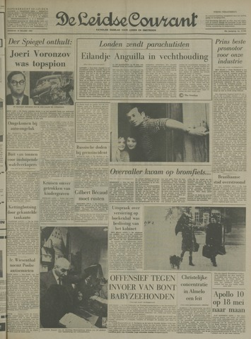 Leidse Courant 1969-03-18