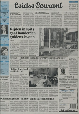 Leidse Courant 1992-04-28