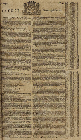Leydse Courant 1752-08-02