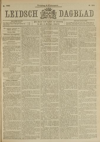 Leidsch Dagblad 1904-02-05