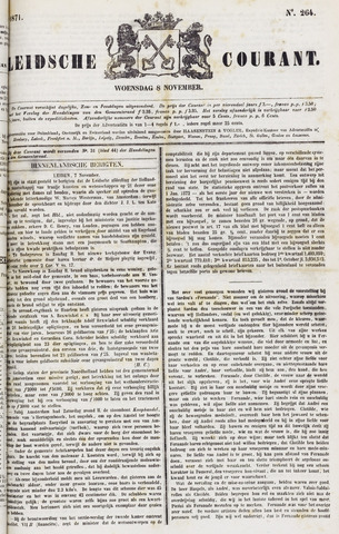 Leydse Courant 1871-11-08
