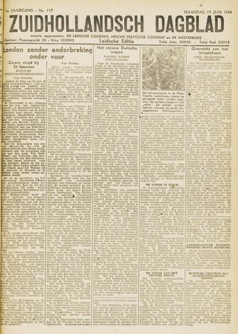 Zuidhollandsch Dagblad 1944-06-19