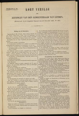 Handelingen van de Raad 1855-11-12