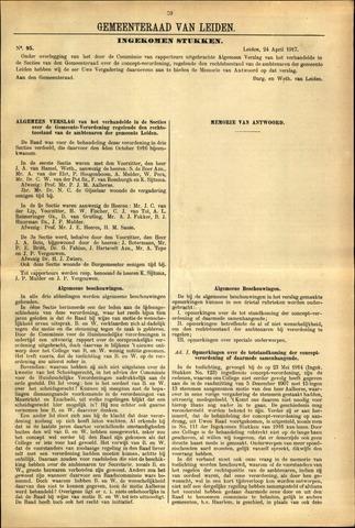 Handelingen van de Raad 1917-04-24