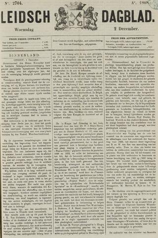 Leidsch Dagblad 1868-12-02