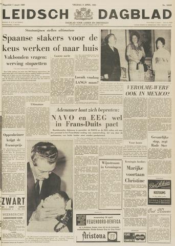 Leidsch Dagblad 1963-04-05