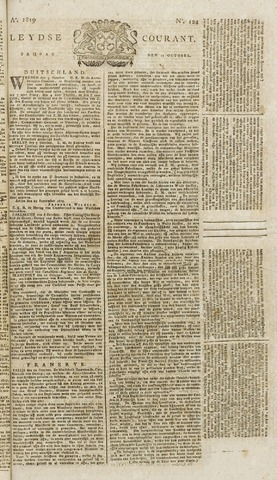 Leydse Courant 1819-10-15