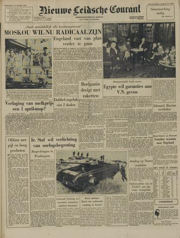 Nieuwe Leidsche Courant 1957-03-27