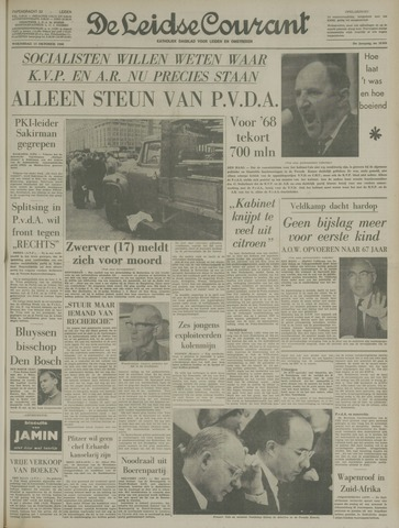 Leidse Courant 1966-10-12