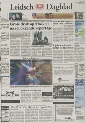 Leidsch Dagblad 2000-02-26