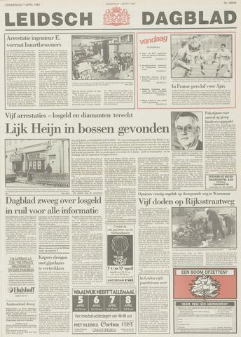 Leidsch Dagblad 1988-04-07